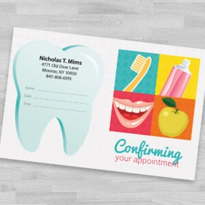 Dental Marketing Company - Confirming your appointment
