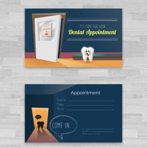 Dental Marketing Agency - It's time for your dental appointment