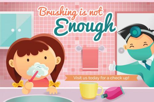 Brushing Kid