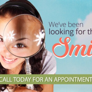 Marketing Firms In Toronto - We've been looking for that smile, Call today for an appointment